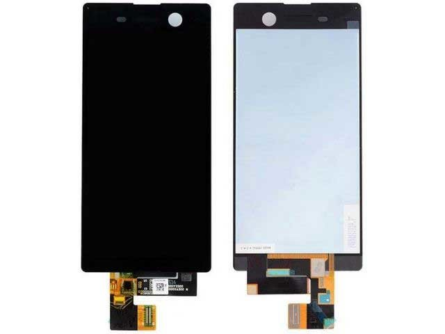Display cu touchscreen Sony Xperia M5, E5603, E5606, E5653, E5633, E5643, E5663, Xperia M5 Dual original