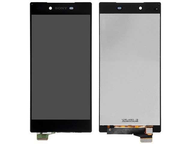 display cu touchscreen sony e6853 xperia z5 premium e6833 e6883 xperia z5 premium dual original