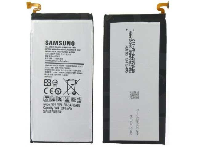 Acumulator Samsung EB-BA700ABE Galaxy A7, SM-A700