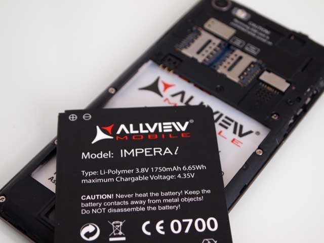 acumulator allview impera i original