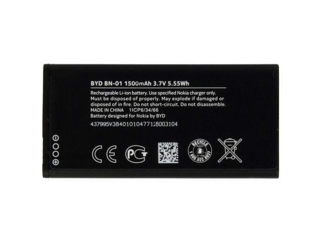 Acumulator Nokia BYD BN-01, Nokia X,RM-980,RM-1053,A110