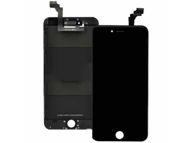 display cu touchscreen si rama iphone 6 plus