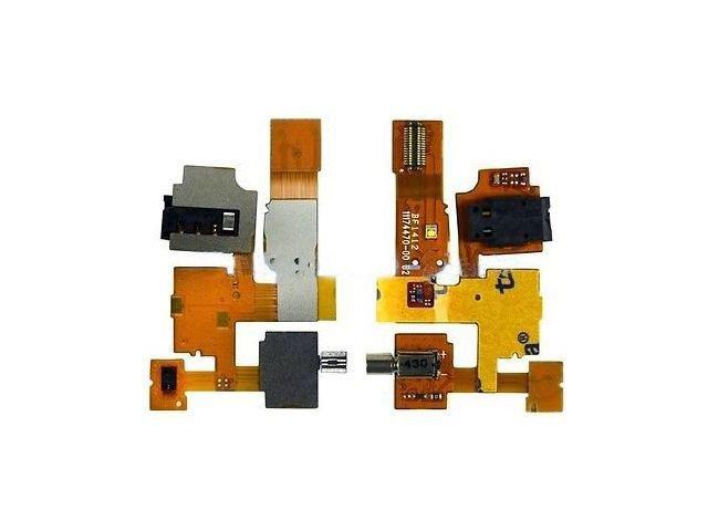 Jack audio cu motoras vibrator Nokia X, A110