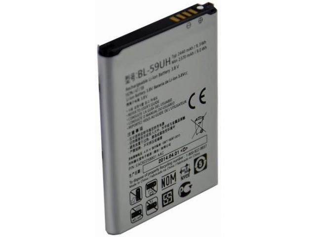 Acumulator BL-59UH original pentru LG D610, D618, D620, D620R, G2 Mini, G2 Mini LTE