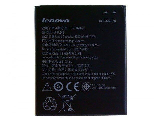 Acumulator Lenovo BL242 pentru Lenovo A6000