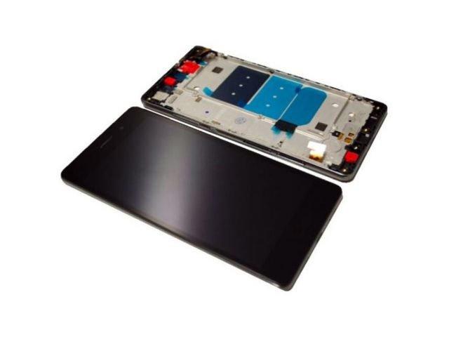 display cu touchscreen si rama huawei p8 lite ale-l21 original