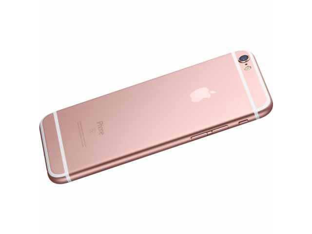 capac spate iphone 6s rose gold