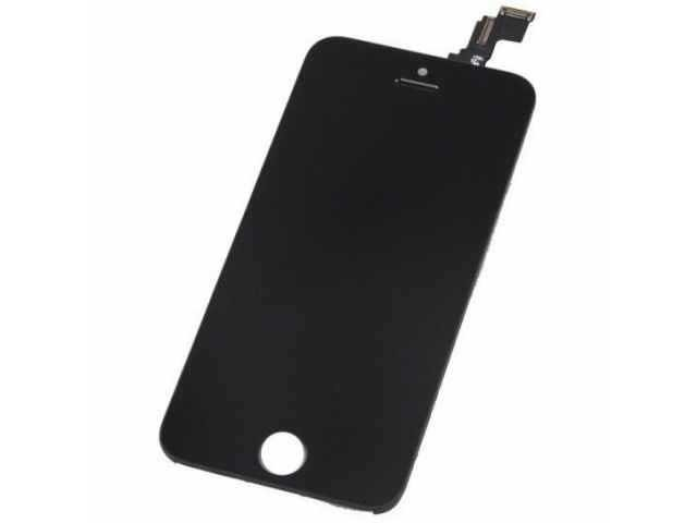display cu touchscreen si rama iphone 5c