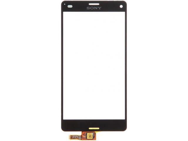 geam cu touchscreen sony d5803 d5833 xperia z3 compact original