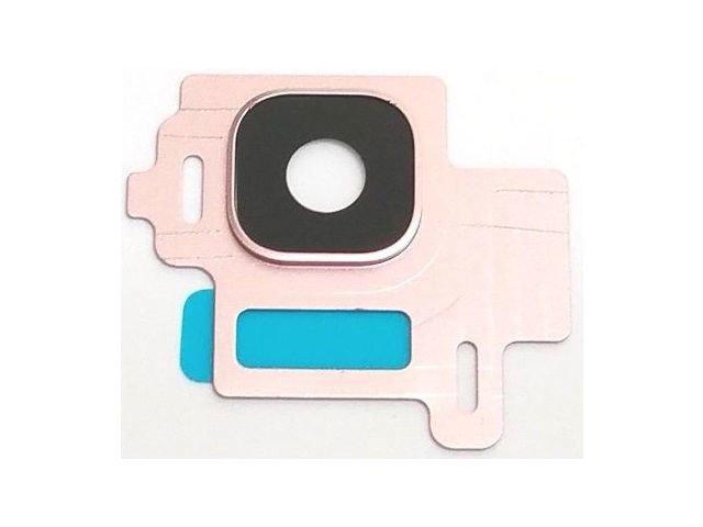 Set geam camera Samsung SM-G950F Galaxy S8 roz original