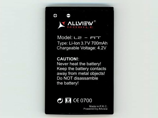 acumulator allview l2 fit original