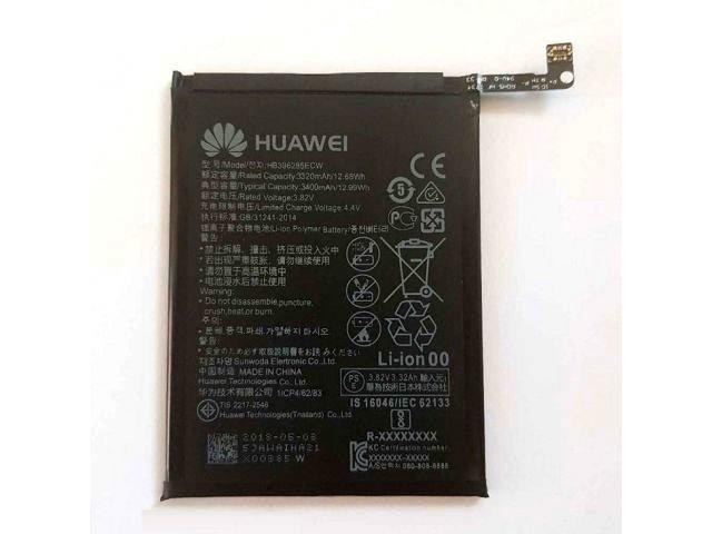 acumulator huawei hb396285ecw original pentru huawei p20 honor 10 honor 10 dual sim