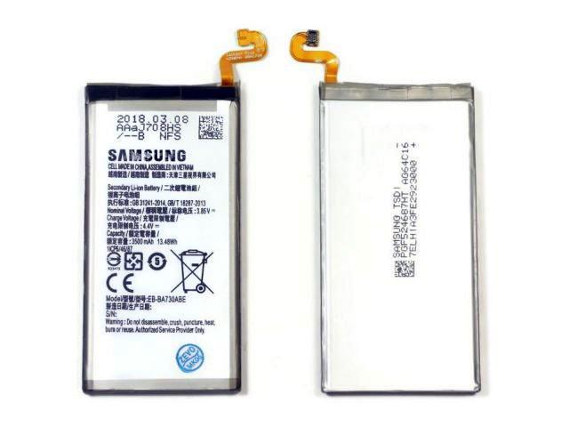 Acumulator Samsung EB-BA730ABE original pentru Samsung SM-A730F Galaxy A8+ 2018