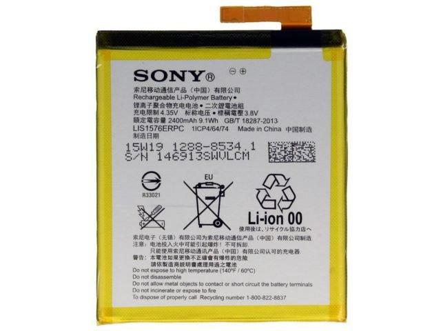 Acumulator Sony LIS1576ERPC original