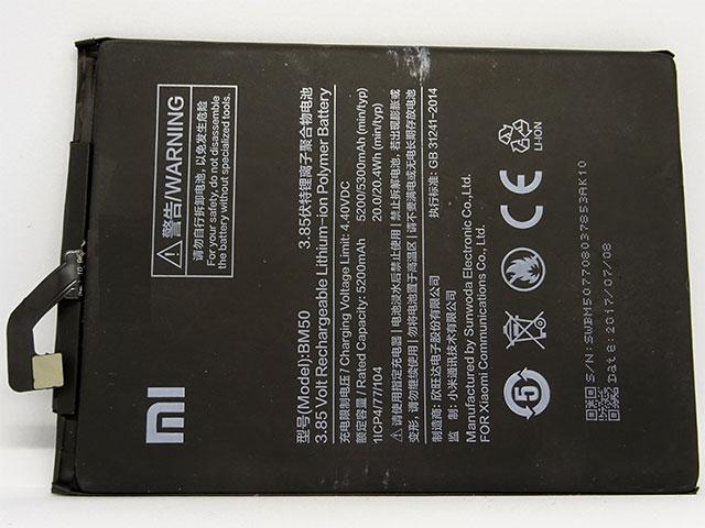 Acumulator Xiaomi BM50 original pentru Xiaomi Mi Max 2
