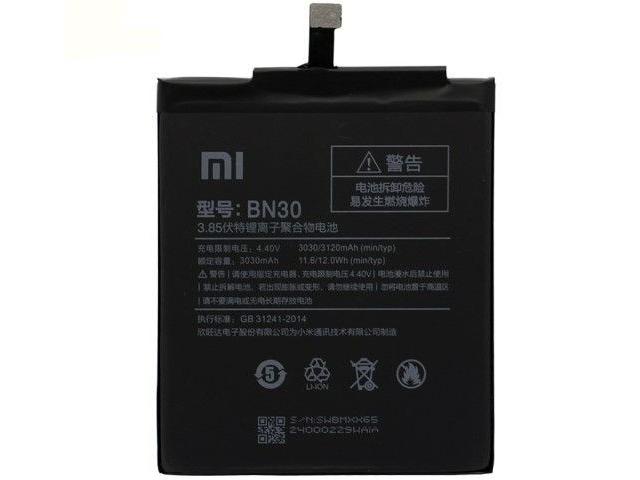 Acumulator Xiaomi BN30 original pentru Xiaomi Redmi 4A