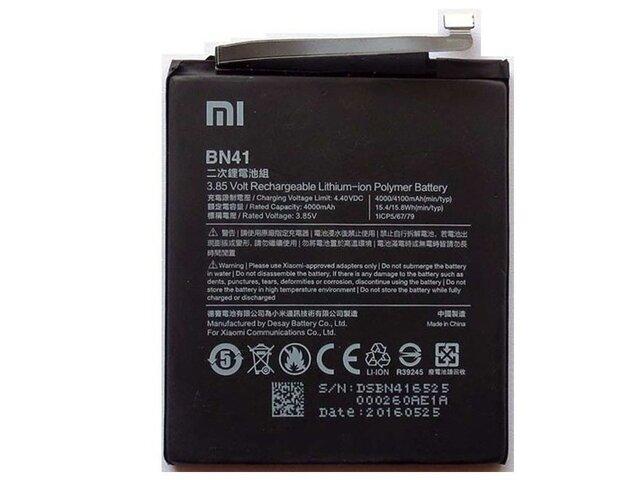 Acumulator Xiaomi BN41 original pentru Xiaomi Redmi Note 4