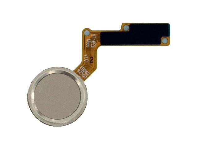 Ansamblu buton meniu, home LG X400, M250N, K10 2017 auriu original