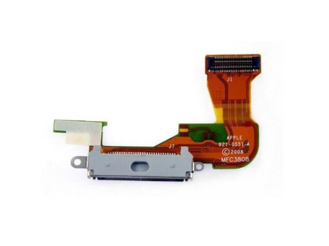 banda cu conector alimentare apple iphone 3gs alb originala
