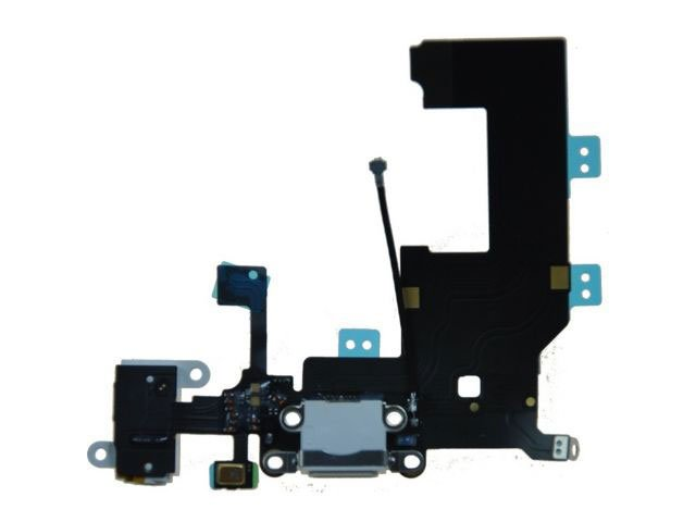 banda cu conector alimentare apple iphone 5 alb originala