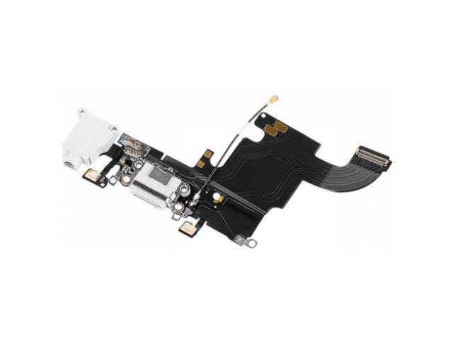 banda cu conector alimentare apple iphone 6s alb originala