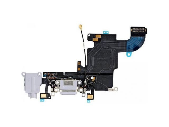 banda cu conector alimentare apple iphone 6s gri deschis originala