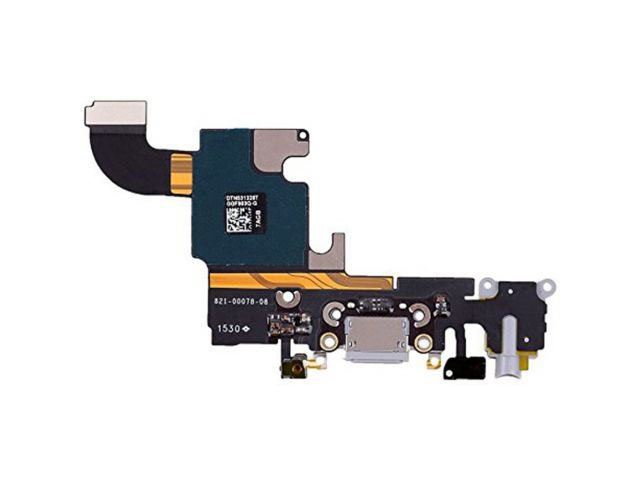 Banda cu conector alimentare Apple iPhone 6S Plus gri deschis ORIGINALA