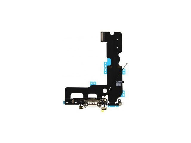 banda cu conector alimentare apple iphone 7 plus 55 alb originala