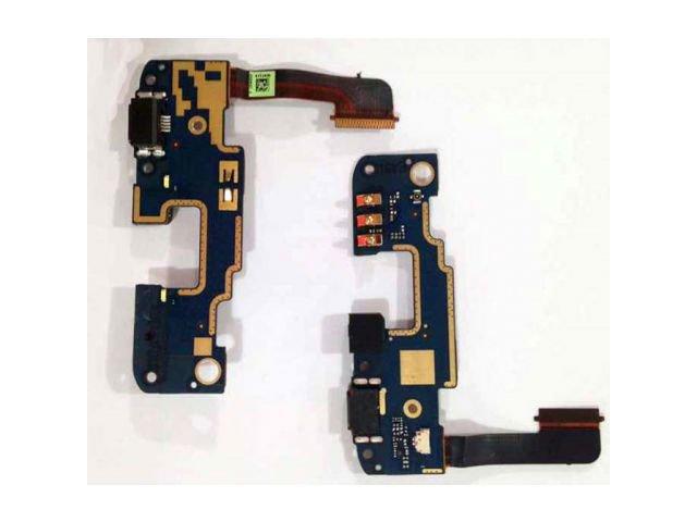 Banda cu conector alimentare si date HTC Butterfly S, 901S, 901E, 9060 originala