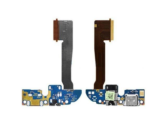 Banda cu conector alimentare si date HTC One M8 originala