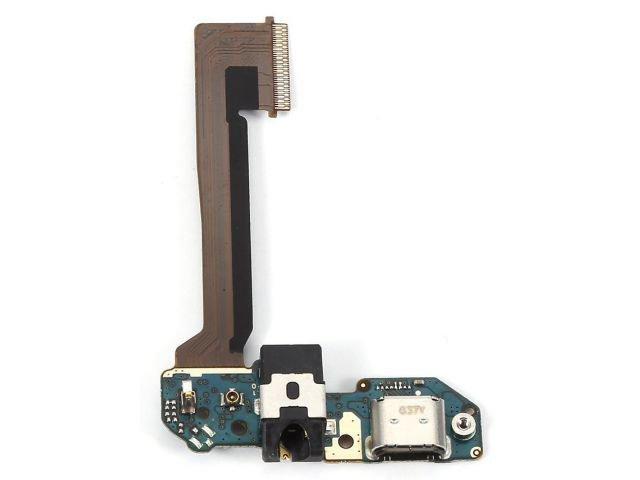 Banda cu conector alimentare si date HTC One M9 Plus originala