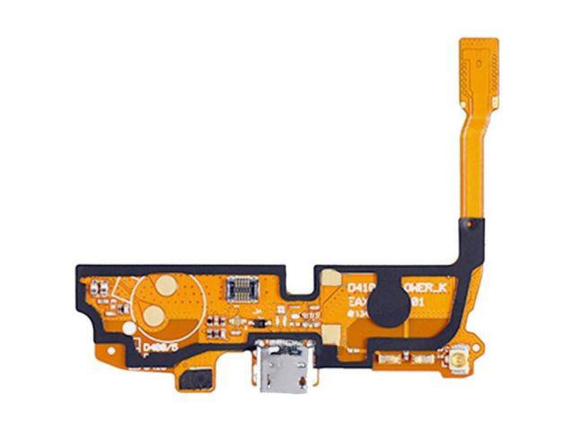 Banda cu conector alimentare si date LG D405, D410, D415 originala