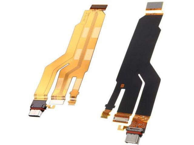 Banda cu conector alimentare si date Sony F8331, F8332, Xperia XZ originala