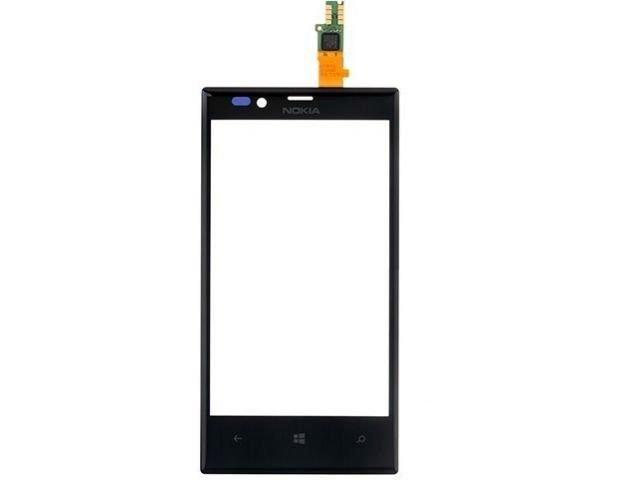 Geam cu touchscreen Nokia 720 Lumia original