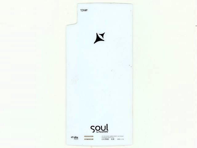 Capac baterie Allview X2 Soul alb original