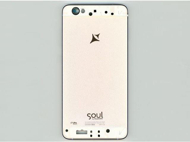 Capac baterie Allview X3 Soul auriu original