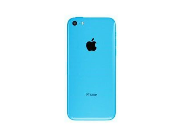capac baterie apple iphone 5c albastru original