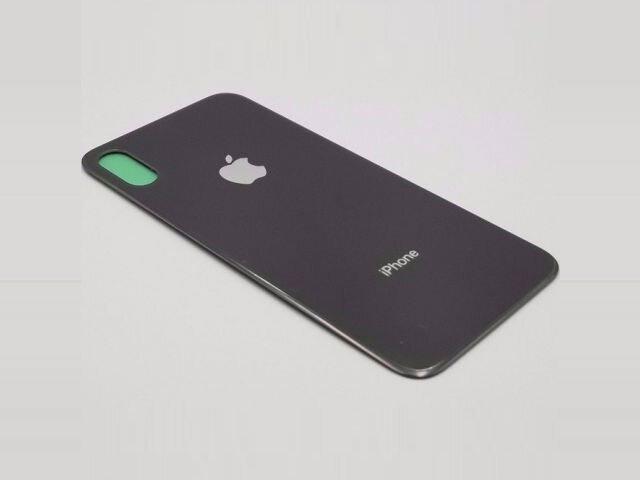 Capac baterie Apple iPhone XS, A2097, A1920, A2100 , A2098 gri ORIGINAL