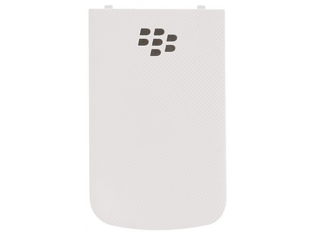 Capac baterie BlackBerry 9900, 9930 Bold Touch alb original