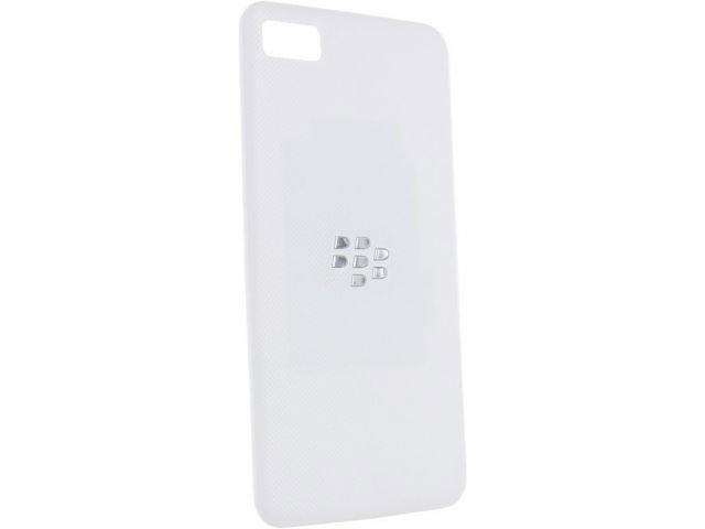 Capac baterie BlackBerry Z10 alb original