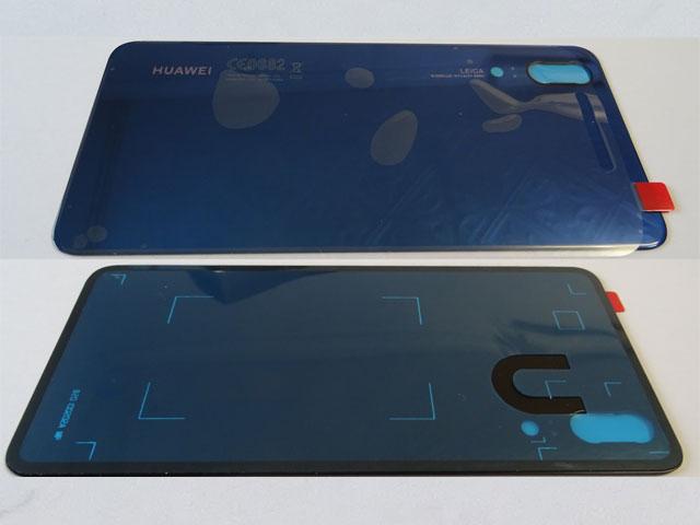 Capac baterie Huawei P20, EML-L09, EML-L29 albastru original