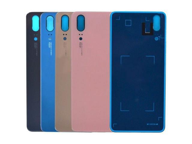 Capac baterie Huawei P20, EML-L09, EML-L29 roz original