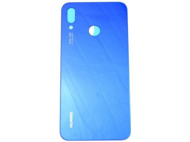 Capac baterie Huawei P20 Lite, ANE-LX1 albastru original