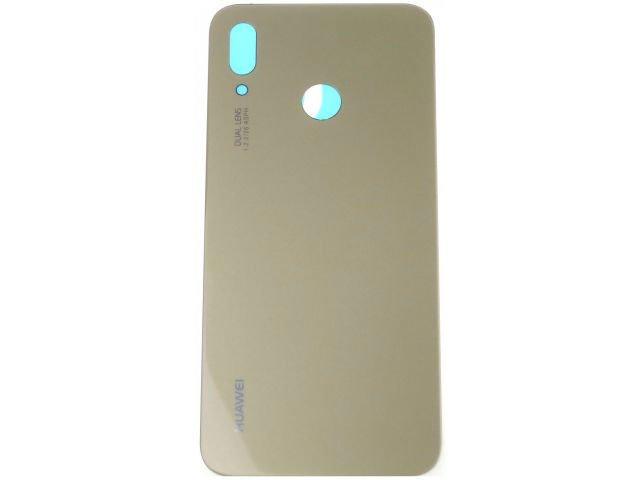 Capac baterie Huawei P20 Lite, ANE-LX1 auriu original