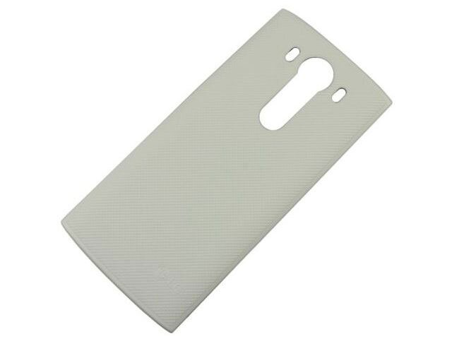 Capac baterie LG H960A, V10 alb ORIGINAL