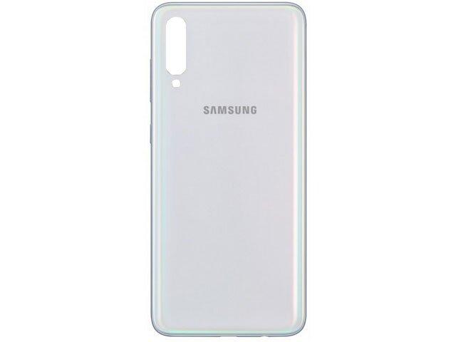 Capac baterie Samsung SM-A705F Galaxy A70 alb ORIGINAL