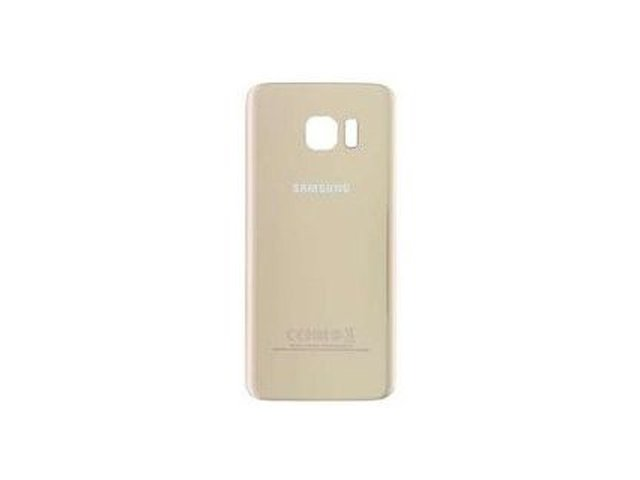 Capac baterie Samsung SM-G935F Galaxy S7 edge auriu original