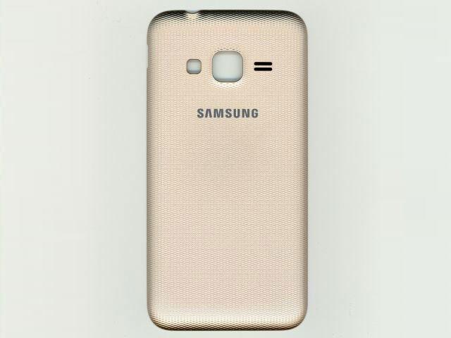 Capac baterie Samsung SM-J106F, J1 mini prime auriu original