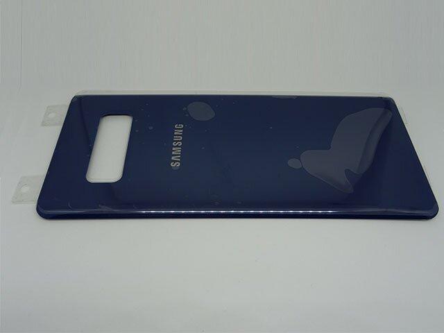 Capac baterie Samsung SM-N950F Galaxy Note 8 albastru original
