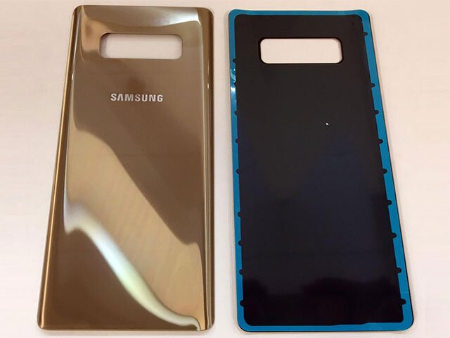 Capac baterie Samsung SM-N950F Galaxy Note 8 auriu original